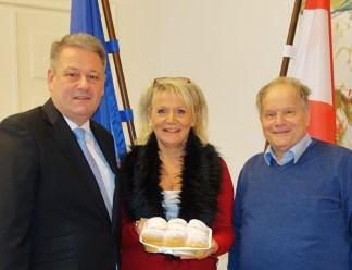 Rupprechter Wachauer Piaty 26.1.2016 E-Mobilität Ministeriumbesprechung