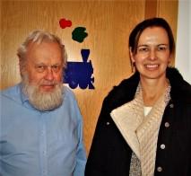 Schuhfried Besuch Ministerin Karmasin 18.2.2015