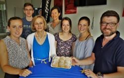 Lehrer und Schüler Europatag 2018 Steyr