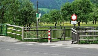 Radweganbindung zur B25