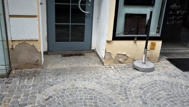 Krems 26.7.2018 Pflasterung 15