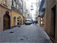 Neues Pflaster Salzburg Getreidegasse 2018 (2)