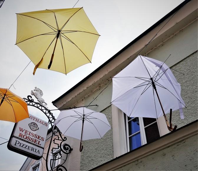 Schirmbruch Hoher Markt