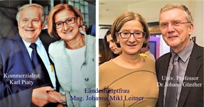 Mikl Leitner mit N.Ö.