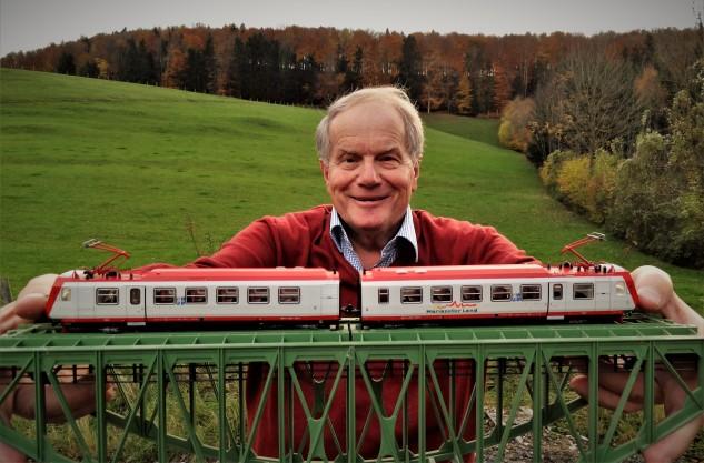 ETA 1 Akkutriebwagen für Ybbstalbahn Karl Piaty sen.