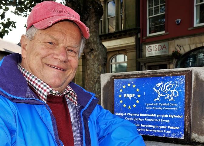 EU Förderungen Wales