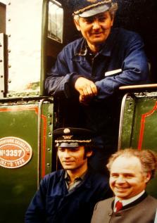 Ybbstalbahn - Nykodem noch jung Fotoausst Piaty