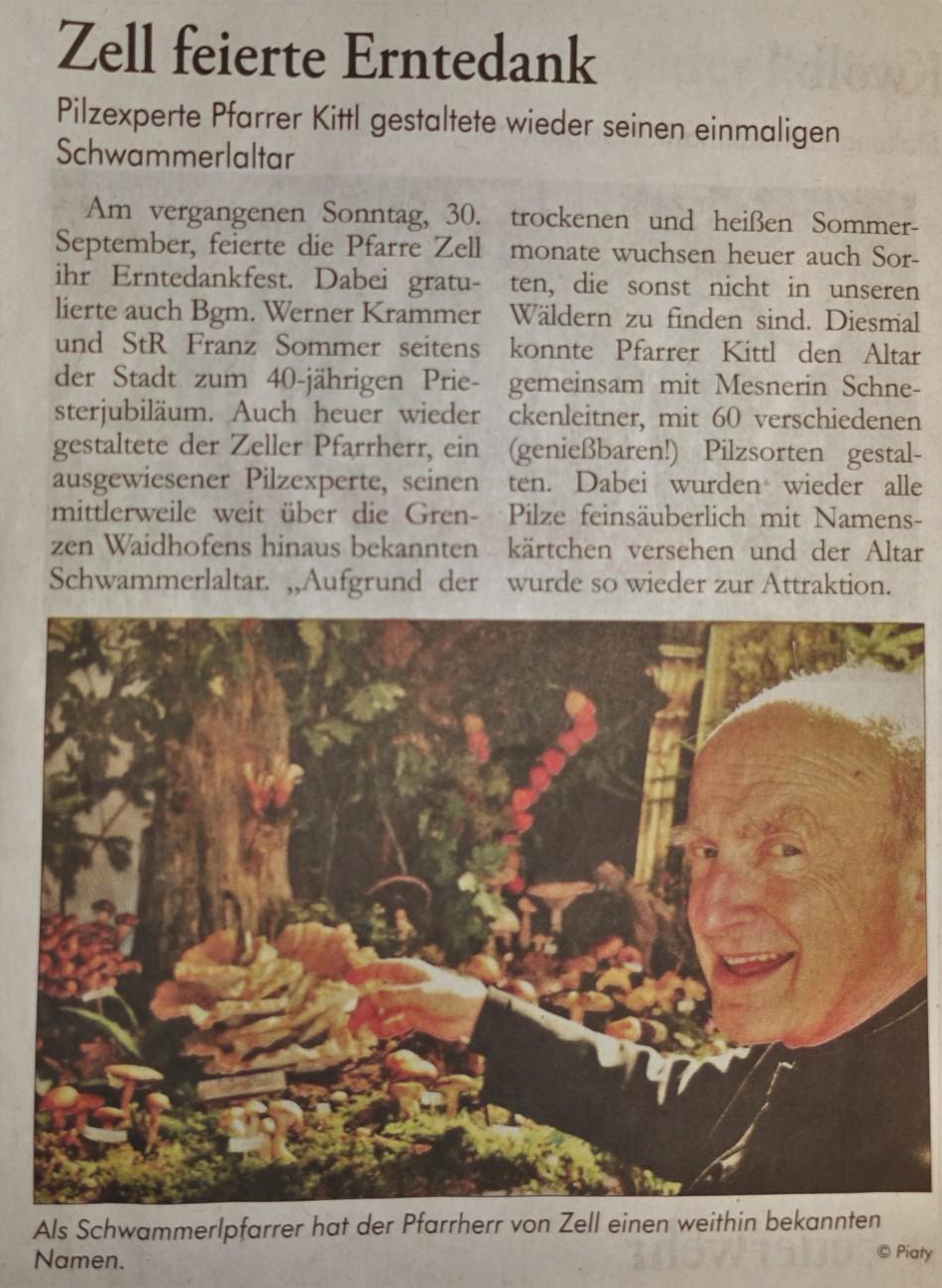Ybbstaler Schwammerlaltar 2018 (1)