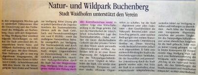 Amtl. Stadtnachrichten Waidhofen Buchenberg 15.5.2014