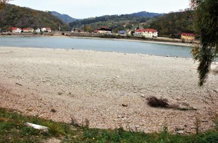 Donau bei Aggstein 23.10.2018 2