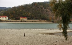 Donau bei Aggstein 23.10.2018