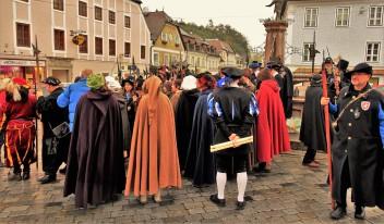 Internationales Nachtwächtertreffen 27.10.2018 Waidhofen 2 (2)