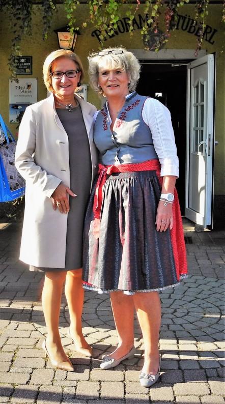 LH Mikl Leitner - Renate Wachauer 16.10.2018