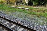 Lokaöbahnhof - Platz des ehemalugen Lokschuppen für Yv.2 2