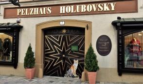 Luchs und Waschbär Holubovsky