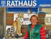 Luchs und Waschbär Rathaus 1