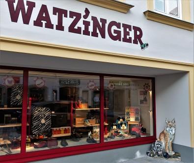 Luchs und Waschbär Watzinger
