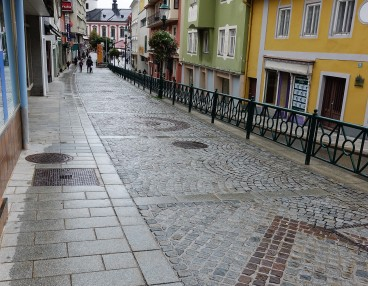 Mariazell Pflaster 1