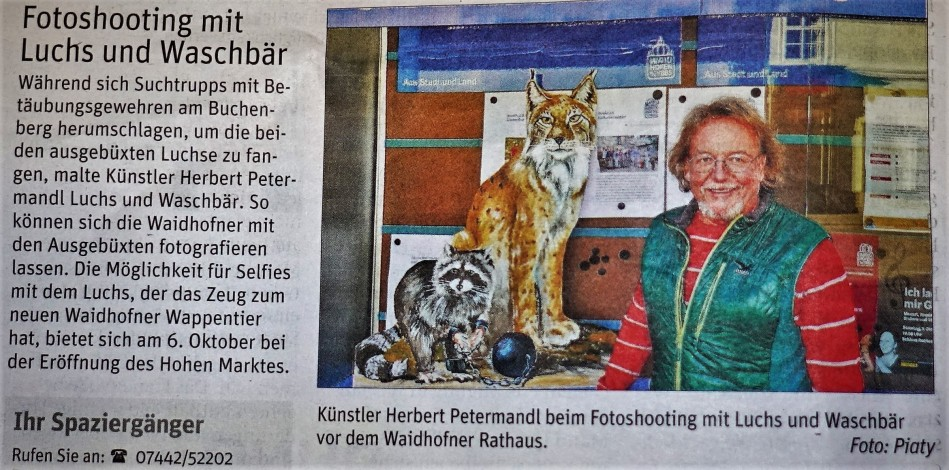 NÖN Luchs Petermandl