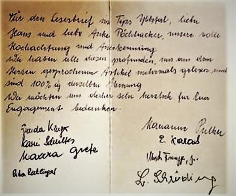 Pöchhacker Danke-Billett Nachbarn (2)