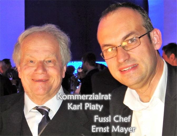 Piaty und Mayer - Fussl