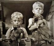 Toni Üblacker und Karli Piaty 1953 - vor 60 Jahren
