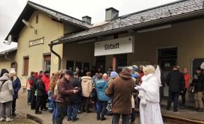 Christkindlzug 2018 Gstadt