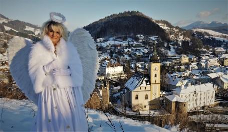 Renate Engerl 3 Stadt Hintergrund