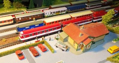 Modellbahn Wachauer - 4090 erstmals zu sehen