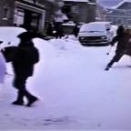 Stadtskilauf 1986