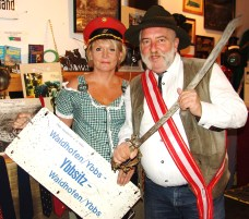 Renate Wachauer und Herbert Marko Museum Ybbsitz