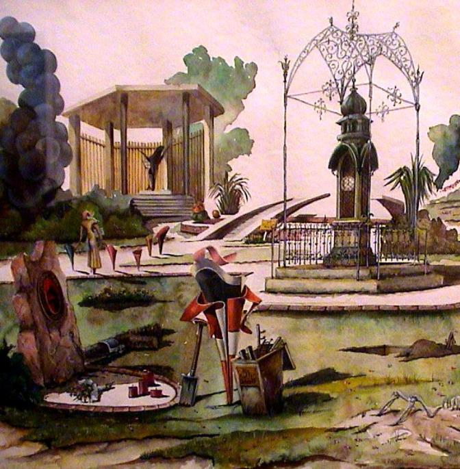 Schillerpark Petermandl