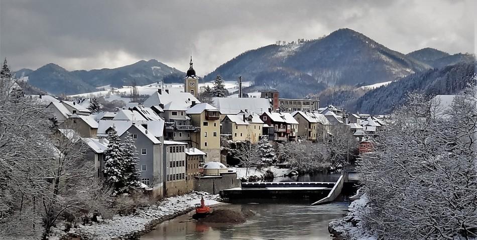 Ybbswehr Winter