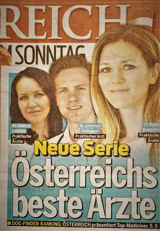 Titel Österreich beste Ärzte