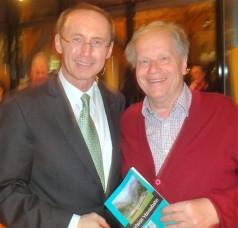 Karas und Piaty EU Kandidat mit Ybbstalbahn