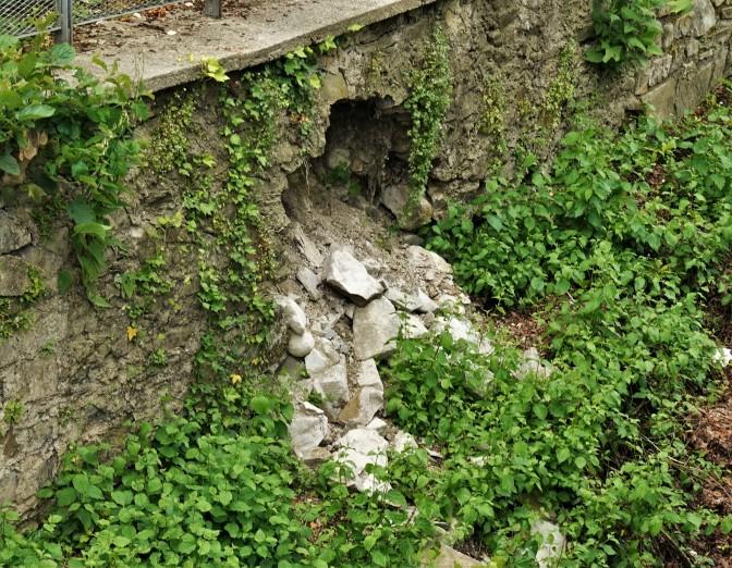 Mauer Rothschildschloß