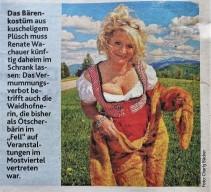 Renate Krone Ötscherbär aus 13.10.2017