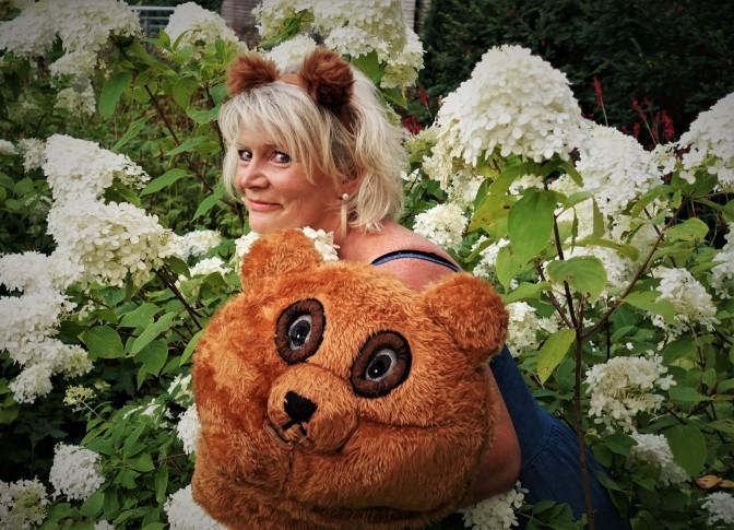 Renate Wachauer - der Ötscherbär