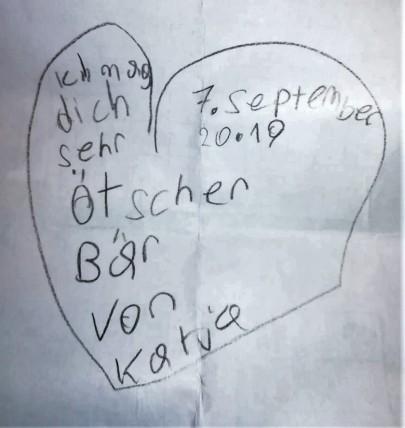 Ötscherbär Zug Herz 2