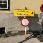 """Waidhofen mit """"Drohne"""""""