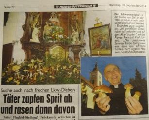 Kittl Kronenzeitung 30. 9. 2014