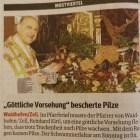 Kittl Schwammerlaltar Kuriert 2015