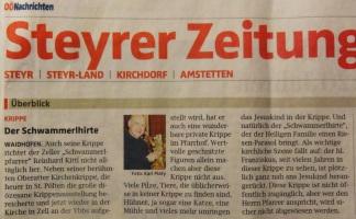 Kittl Schwammerlkrippe O.Ö.N. 22.12.2014