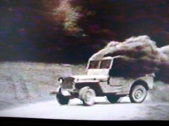 Schabernack Ausschnitt Jeep
