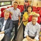 Eisenbahn – Befürworter