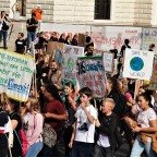 Klimademo Wien
