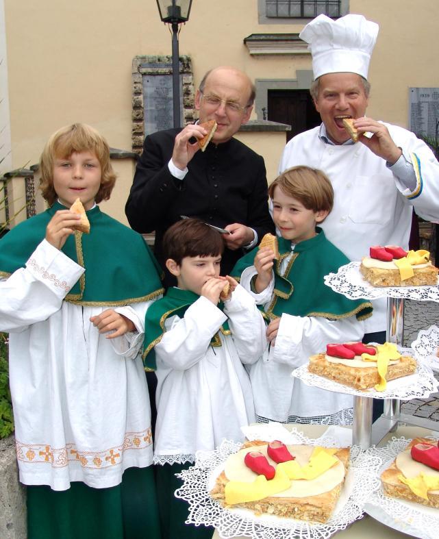 Ministr Kittl Piaty kosten die torte