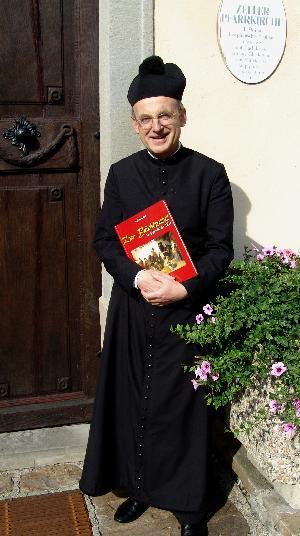 Pfarrer Reinhard Kittl
