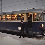 """Bahn"" sei Dank !"