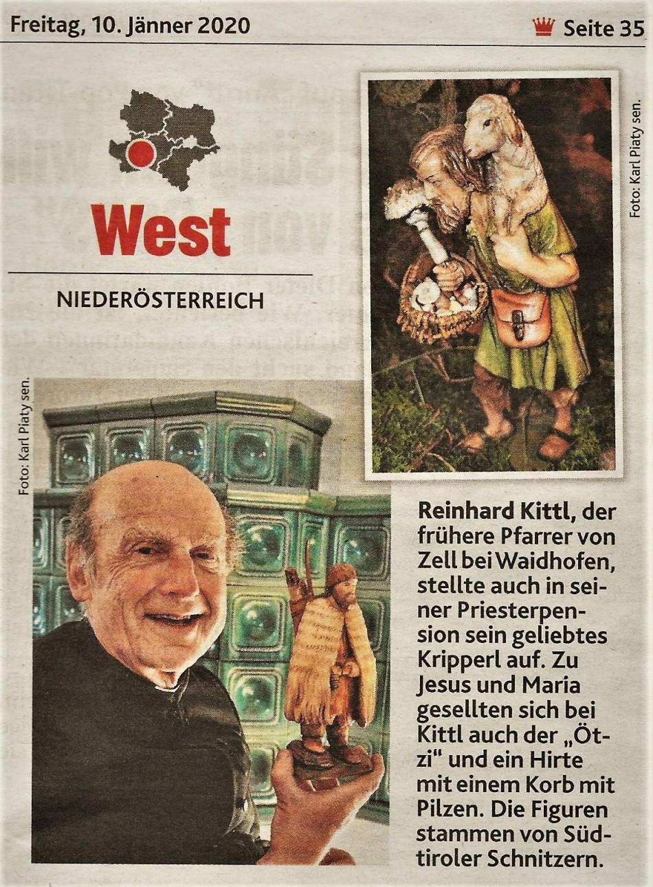 Krone Kittl Ötzi 10.1.2020